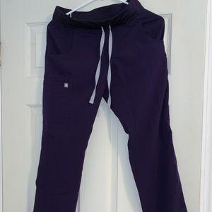 FIGS Kade XXS Purple Women's